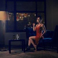 вечерние тайны :: Sage Ekchard