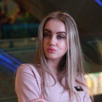 Даша. :: Александр Бабаев
