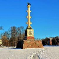 Чесменская колонна... :: Sergey Gordoff