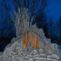 Ледяной костёр :: Владимир Куликов