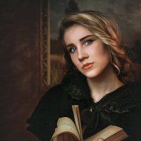 Девушка с книгой :: Roman Sergeev
