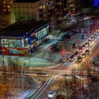 Ночной город :: Андрей Кузнецов