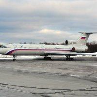 Ту-154Б-2 :: vg154
