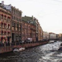 набережная реки Мойки(Санкт-Петербург) :: Игорь Свет