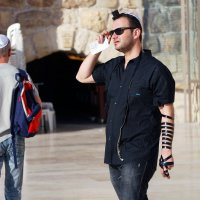 У Стены Плача ... :: Aleks Ben Israel