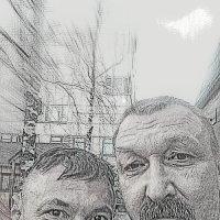 Земляки :: Александр Тарасенко