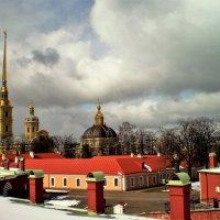 Тучи над городом встали. :: венера чуйкова