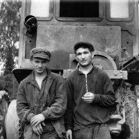 Трактористы 60-х :: Тимофей Черепанов