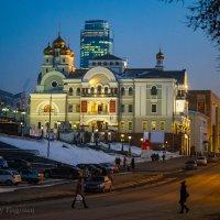 рельеф и архитектура ЕКБ :: StudioRAK Ragozin Alexey