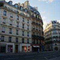Париж .  Вечер ... :: Алёна Савина