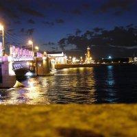 Ночной Питер :: Анна Воробьева