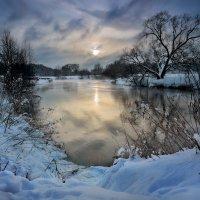 Февральский закат...2. :: Андрей Войцехов