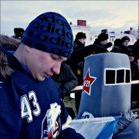 Шайбы счёт любят... :: Кай-8 (Ярослав) Забелин
