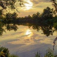 Озеро :: Katerina Shelehova