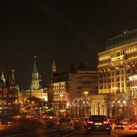 Ночная жизнь :: Ксения Бреева