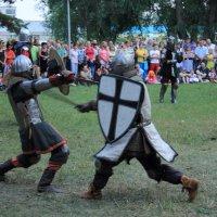 Средневековый бой :: Максим Осипов