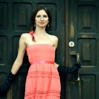 Тайна за дверью.. :: Кристина Баран