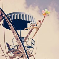 Полет в мечты :: Женя Скопинова