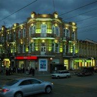 ночной город :: Игорь Kуленко