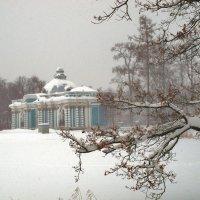 Зима в Царском селе. :: Anton Lavrentiev