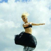 Прыжок :: Виктория Стрицкая