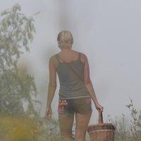 Утренний туман))) :: Павел Тюпа