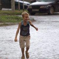 Кажется дождик начинается:) :: Андрей Lyz