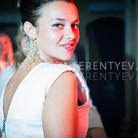 Девушка на фото: Евгения :: Антон Терентьев
