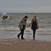 прогулки по берегу :: Елена Третьякова