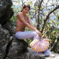 Девочка с сумкой :: Ростислав