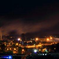 Ночной УГМК :: Валерий Павлов