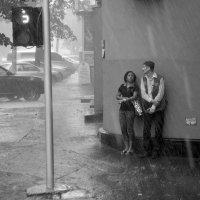 Дождливая история :: Беспечный Ездок