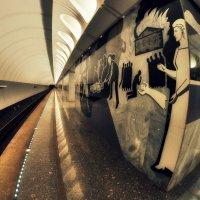 Мрачная станция :: Алексей Соминский