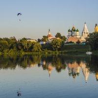 Коломна. На Москва-реке. :: Igor Yakovlev