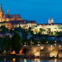 Вечерняя Прага :: Sergey Sergeev