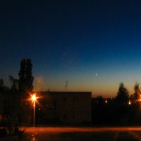 Ночь :: Владислав Чивиков