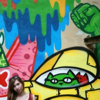 граффити :: Андрей Маслов