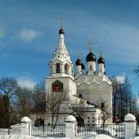 село Комягино московская область :: Natalia Mihailova
