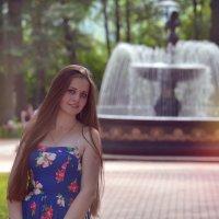 Прогулка в парке. :: Екатерина Зимовец