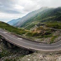 Трансфогорашское шоссе. Румыния :: Evgeny Kornienko