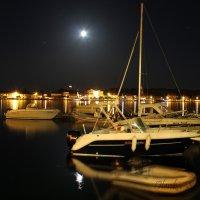 ночной пейзаж :: Helen Samusevych