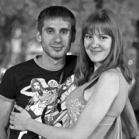 Вова и Юля :: Вячеслав Прилипко