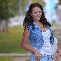 Подруга :: Екатерина Зимовец