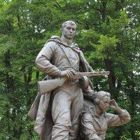 Памятник военным разведчикам :: SanDiS ***