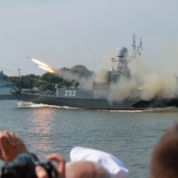 День ВМФ в Балтийске :: SanDiS ***
