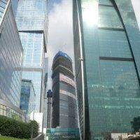 Москва Сити город :: Валерия Яскович