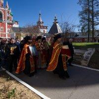 Крестный ход пасха :: serg Fedorov