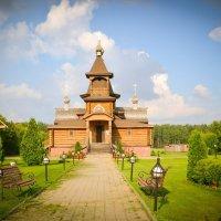 Церковь. :: Юлия Сергеевна