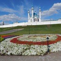 Казань.Мечеть :: Екатерина Харитонова