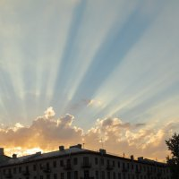 Про небеса :: Наталия Крыжановская